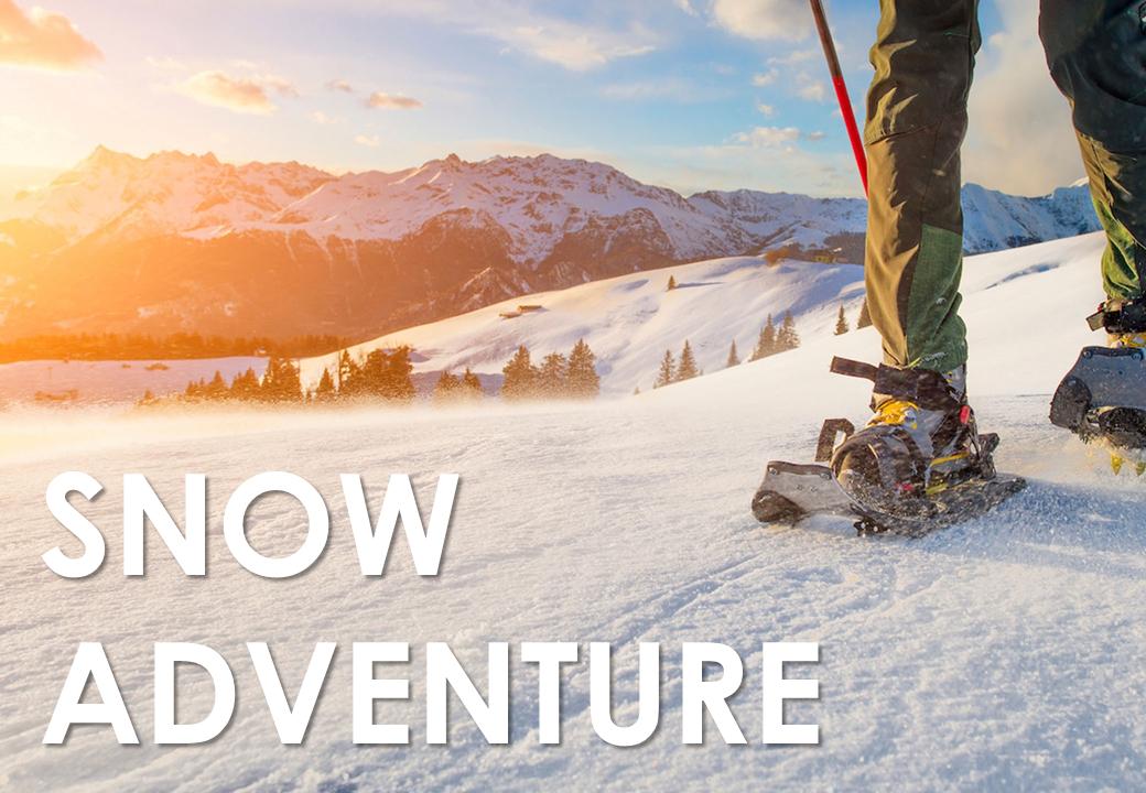 Team Building-Adventure Team-Snow Adventure
