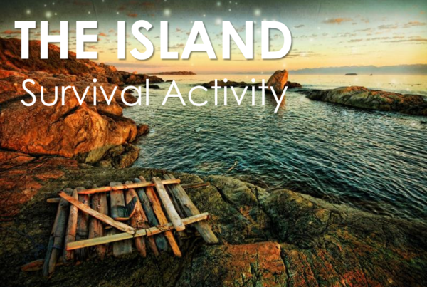 Team Building-Adventure Team-The Island
