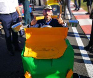 Team Building - Crazy For Team - Carton Car Race