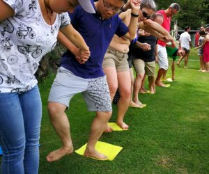 Team Building - Crazy For Team - Energy Games - Connecting People