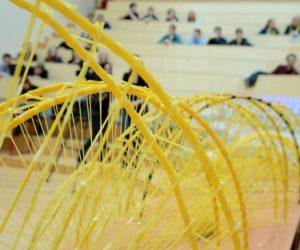 Team Building - Crazy For Team - Pasta Building