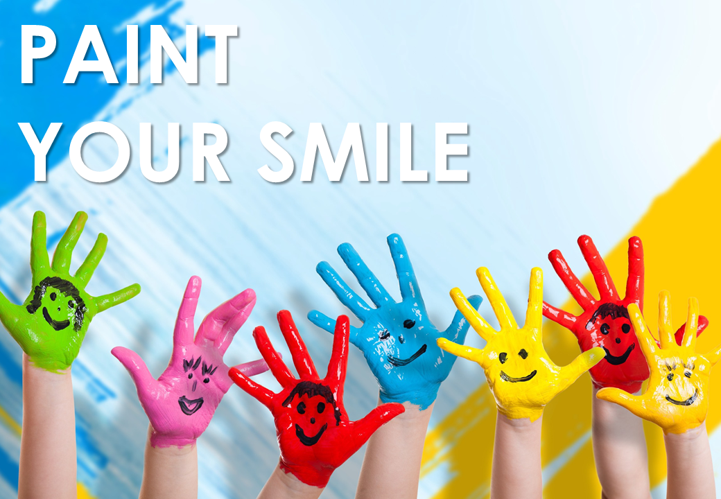 Team Building - Eventi solidali - Paint Your Smile