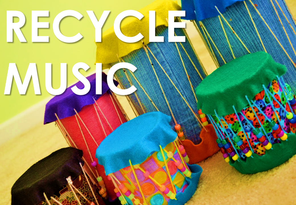 Team Building - Eventi solidali - Recycle Music