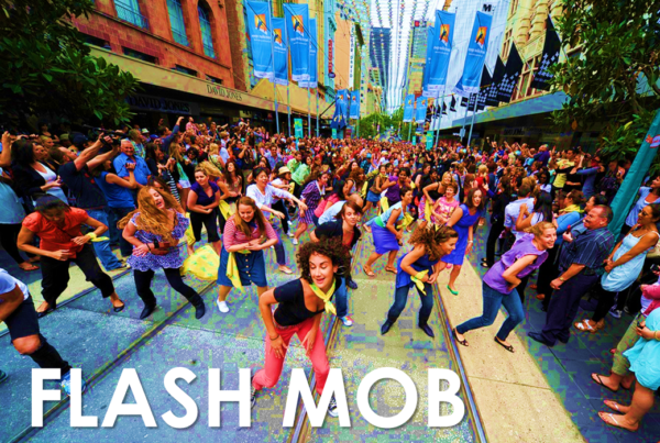 Team Building - Team On Stage - Flash Mob