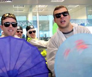 Team Building - Team On Stage - Lip Dub Video