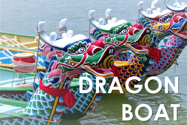 Team Building - Team Sport - Dragon Boat