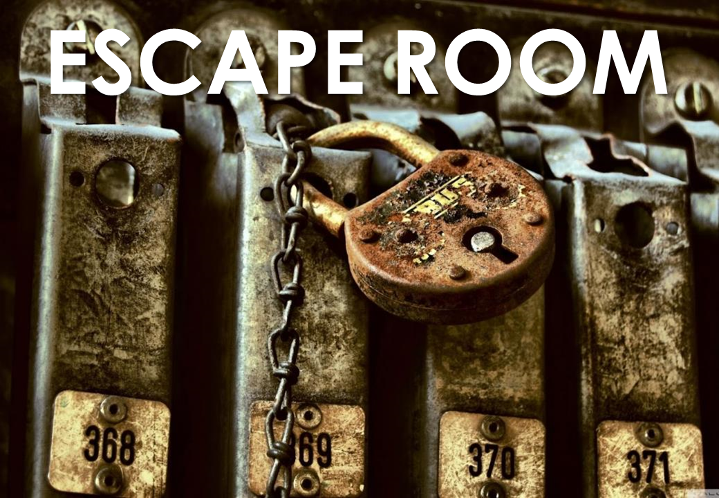 Team Building - Thrilling & Suspense - Escape Room