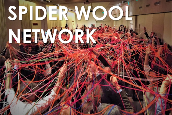 Team Building - Trick convention - Lana Spider Wool Network
