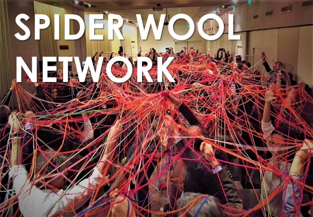 Team Building - Trick convention - Lana Spider Wool Network