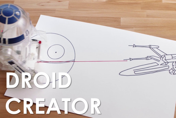 Team Building - Trick per convention - Droid Creator