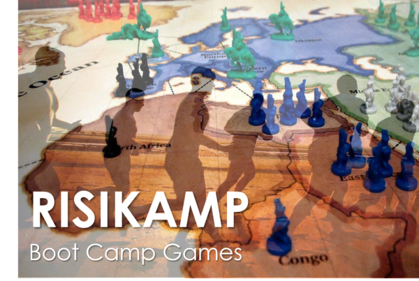 Team Building: Risikamp - Boot Camp Games