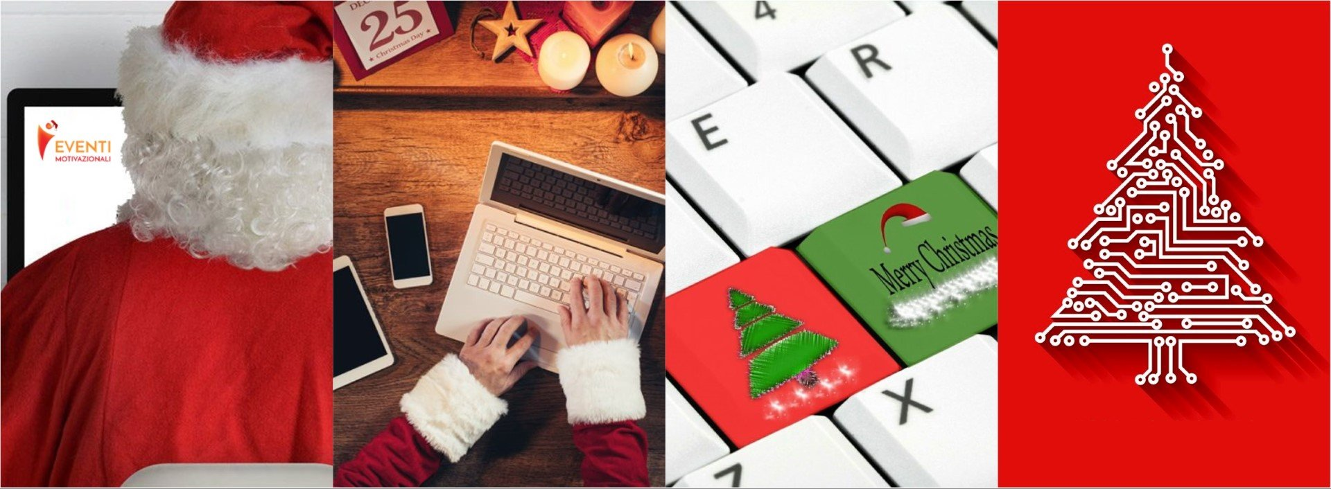 Christmas Digital Team Building online - Natale virtual da remoto